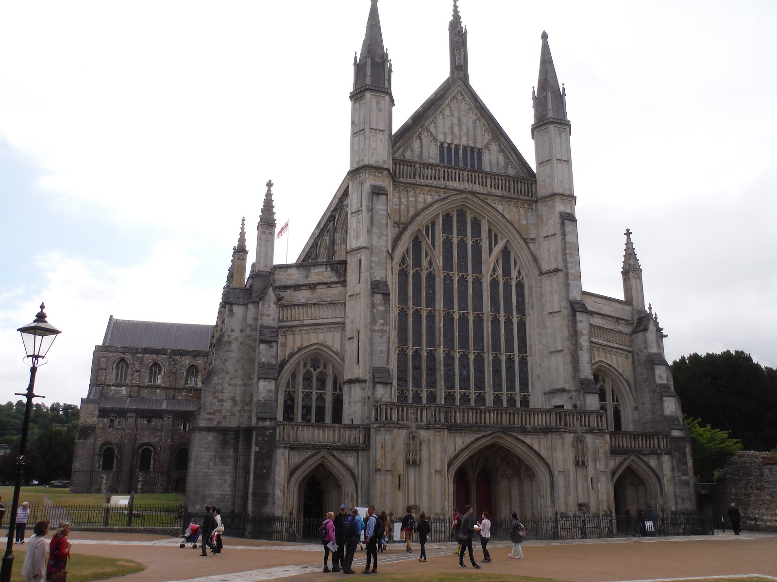Cathedral SWC Walk 15 : Winchester Circular