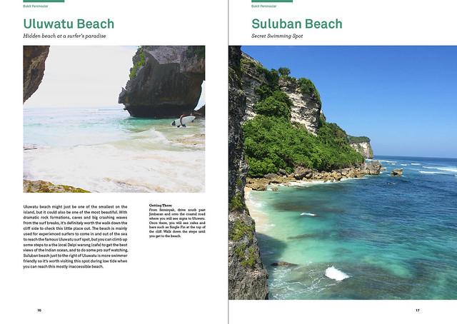 Lost Guides Bali content 1