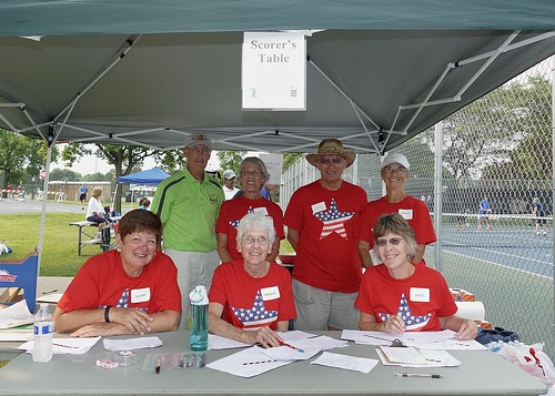 2015 July 4th SW Metro Pickleball Tournament