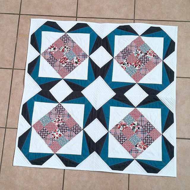 Jacks Quilt Pattern testers