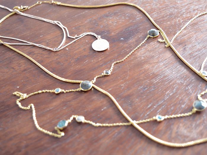 accessorize gold jewellery