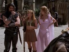 Арес, Габриель и Афродита