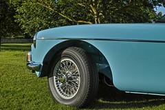 MGB Roadster 1963