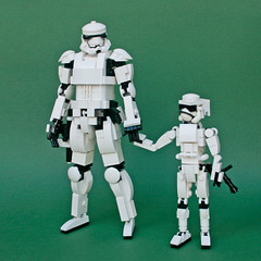 LEGO: Stormtrooper (Small Size)