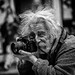 the street photographer by fat-freddies-cat ☺☻2½ million views☻☺