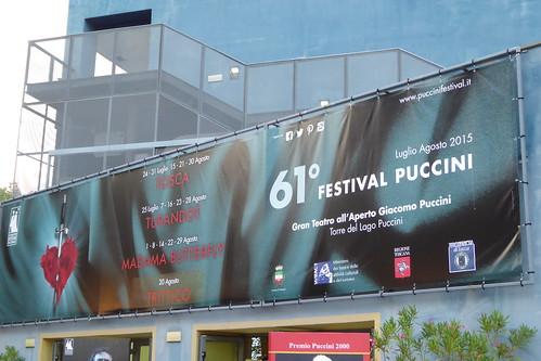 Puccini, Torre del Lago