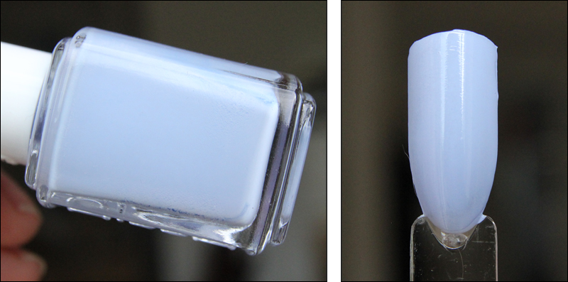 Essie salt water happy swatch