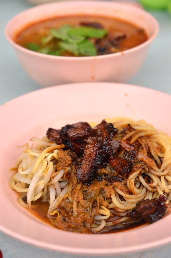 Curry Noodles from Foo Kwai