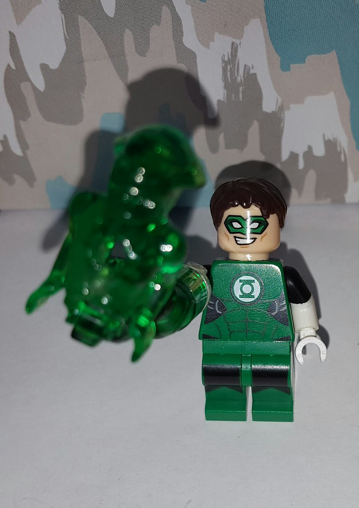 The Good, The Bad, and The Morally Ambiguous - The Good: Green Lantern (Hal Jordan)