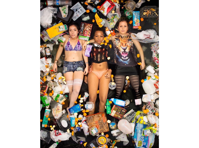 與你的垃圾共枕眠:上帝用七天創造世界,人類用七天創造垃圾13