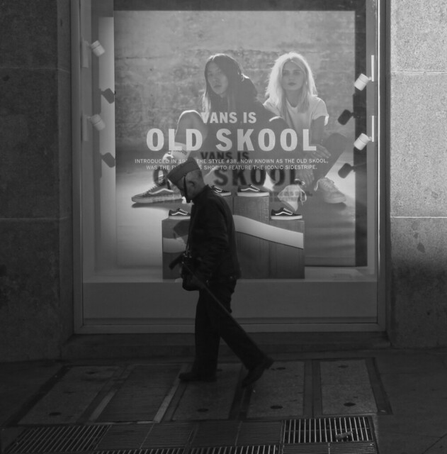old skool, puerta del sol, madrid (2016)
