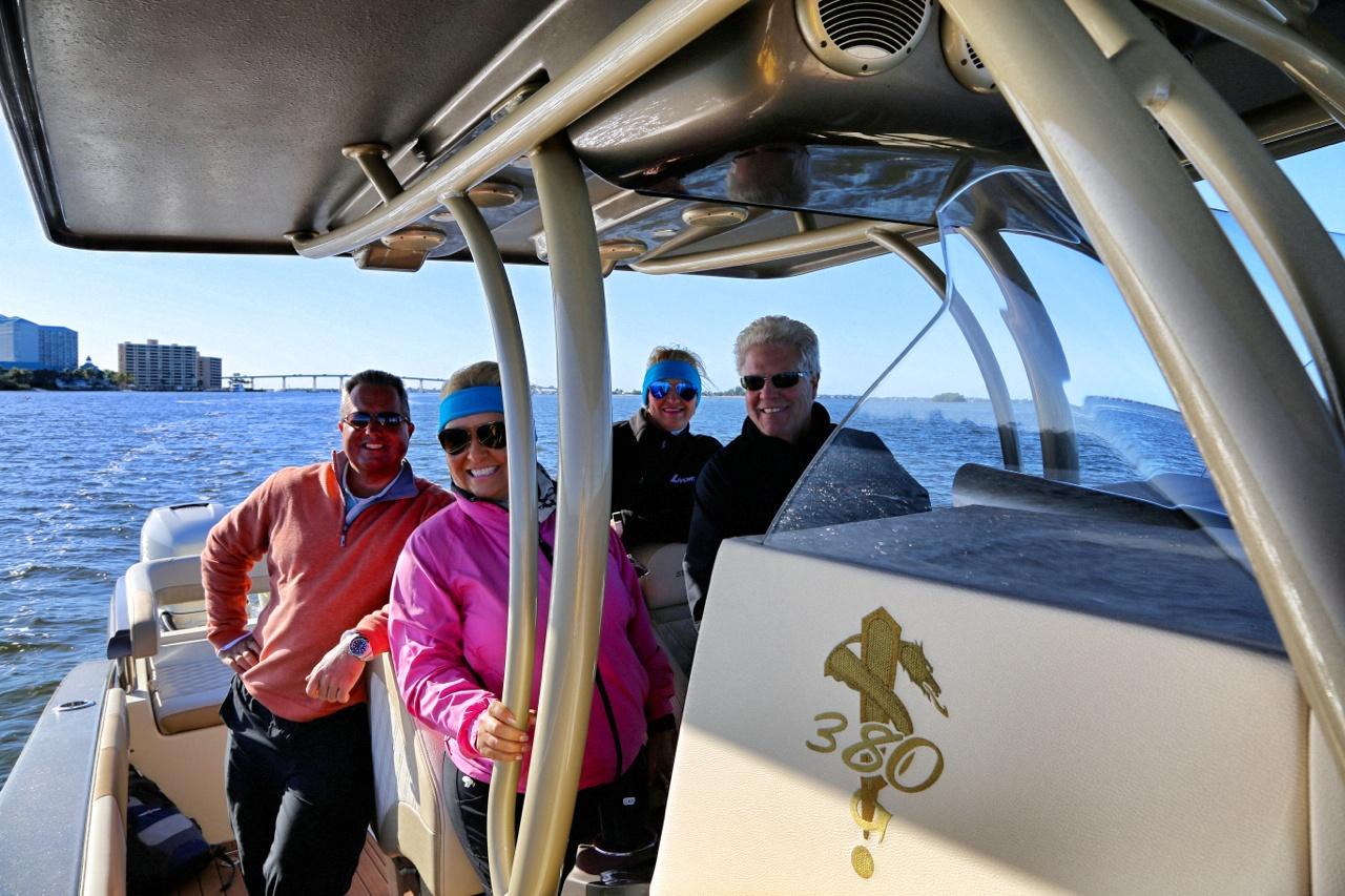 2016 Holiday Season fun run to Marco Island