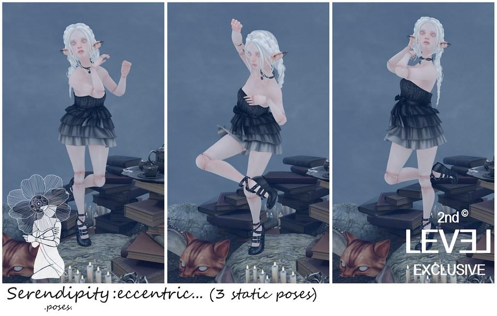 Serendipity: eccentric... @ 2ndLevel Event - SecondLifeHub.com