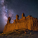Three Sisters, Together for Eternity by Wayne Pinkston