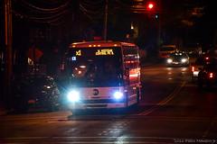New York MTA Prevost X3-43 Commuter Coach #2676