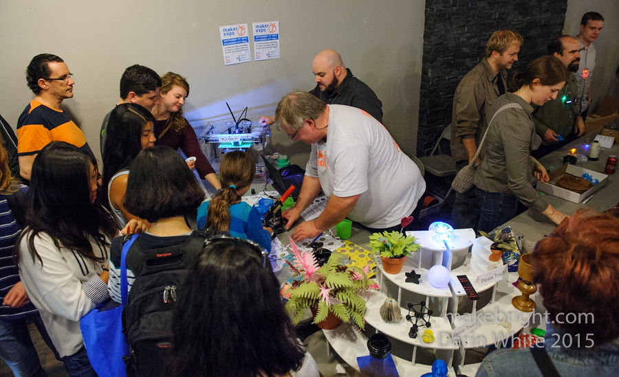 Maker Expo at Summer Lights Festival 2015 531