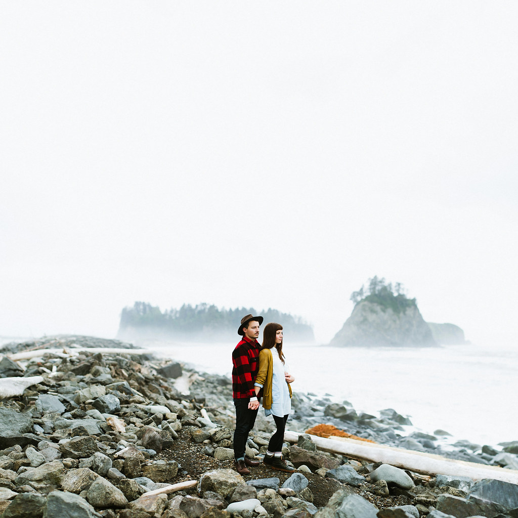 Rialto Beach Brenhizer method