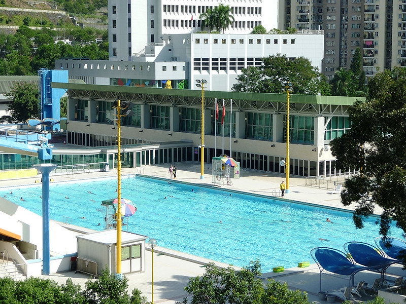 Lai Chi Kok Park Swimming Pool