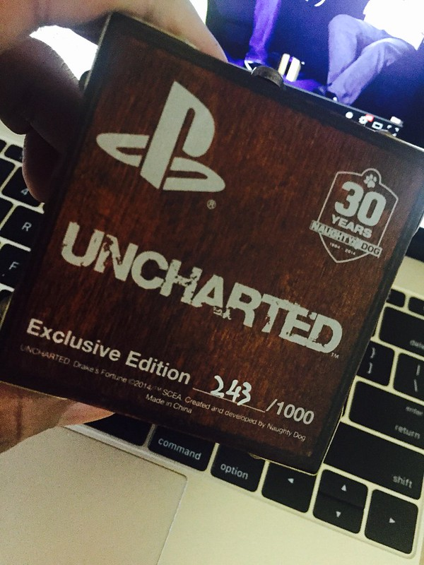 Playstation Gear Drake S Ring
