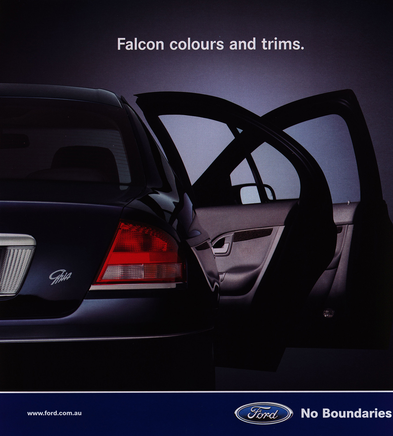 2015 Ford Falcon Colours Html Autos Post