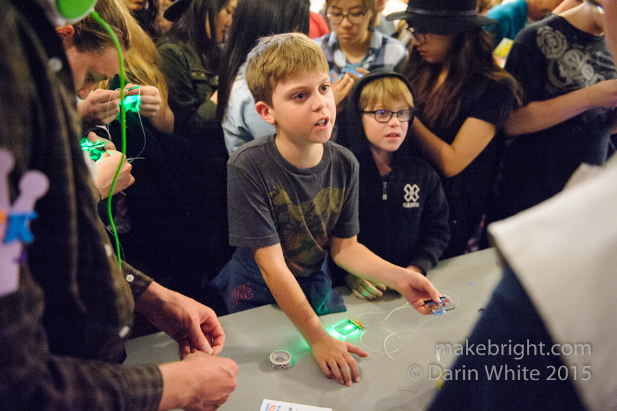 Maker Expo at Summer Lights Festival 2015 320