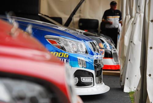 Chevrolet SS, Goodwood Festival of Speed 2015