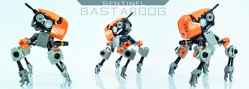 BASTARDOG sentinel