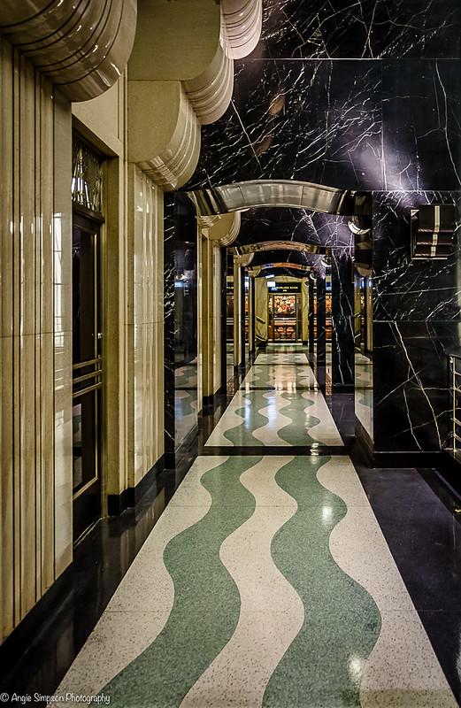 wavy floor hall (1 of 1)