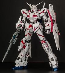 Gundam Unicorn Destroy-Mode
