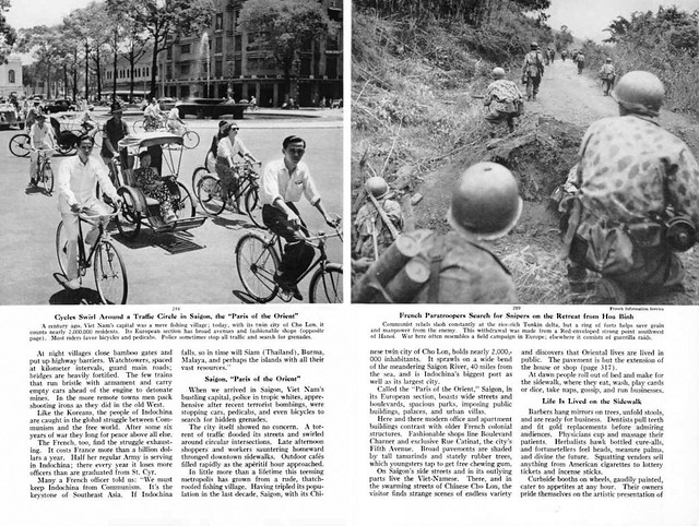 NATIONAL GEOGRAPHIC Magazine September 1952 (2) - Indochina Faces the Dragon