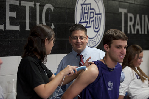Athletic Training by HIGH POINT UNIVERSITY