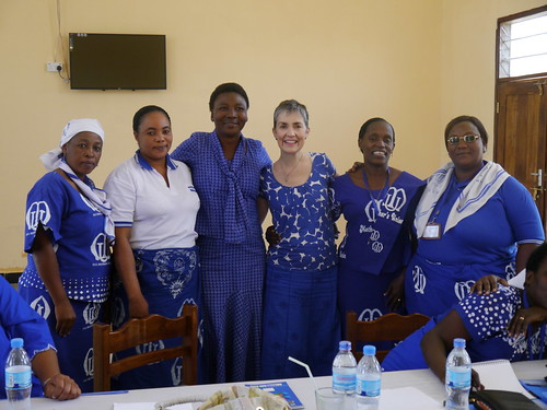Caroline Welby - Bishops Wives Retreat Tanzania
