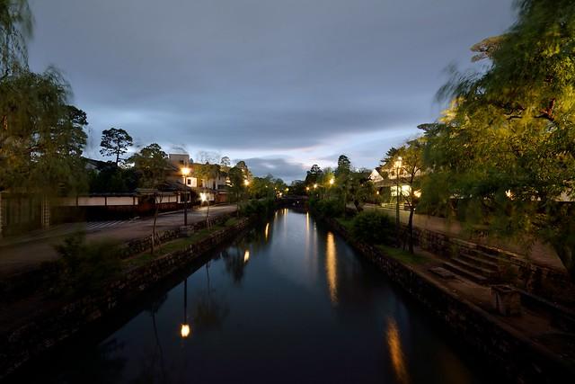 倉敷美観地区の夜景2