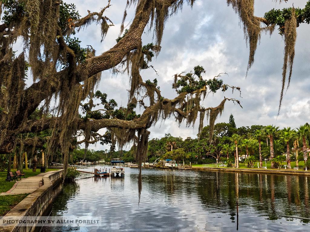 Oyster Creek Map - Pasco County, Florida - Mapcarta