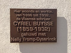 Photo of Bronze plaque number 39995