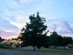 Tuesday Morning sunrise #sunrise #morning #clouds