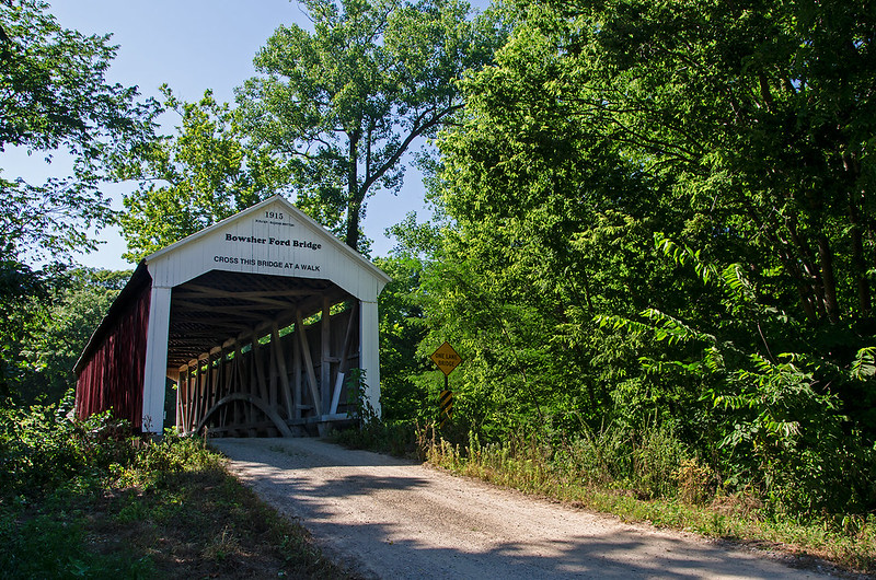Bowsher Ford Bridge