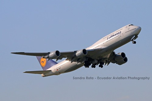 Autor: Sandro Rota - Ecuador Aviation Photography