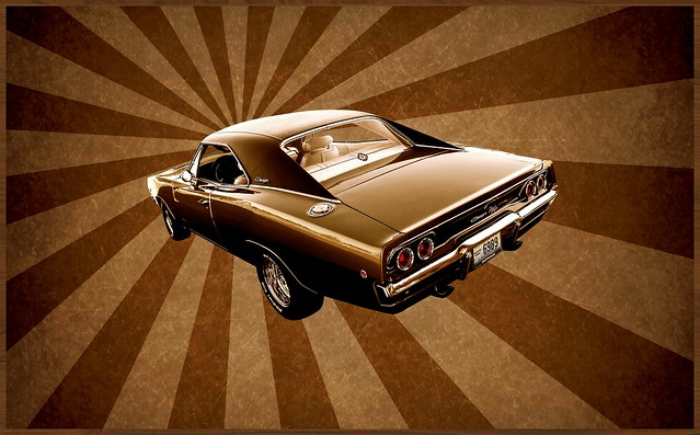 1968 Dodge Charger R/T - Summer Of Love