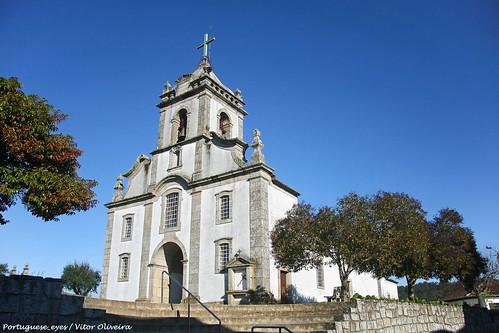Igreja Matriz de São Miguel do Outeiro - Portugal