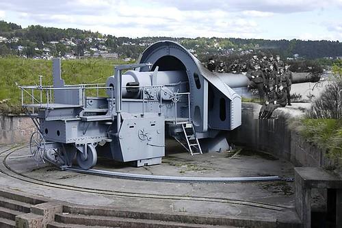 Oscarsborg kanon