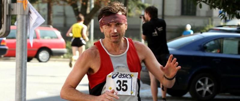 ROZHOVOR: Už nikdy, prohlásil Petr Hrček po prvním maratonu. Dnes jich má 500