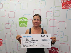 Mary Johnson - $9,000 $300,000 Triple Platinum
