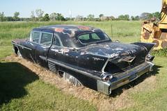 1958 Cadillac Fleetwood Series 75 Limousine