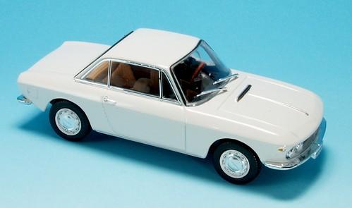 17 Norev Lancia Fulvia coupé