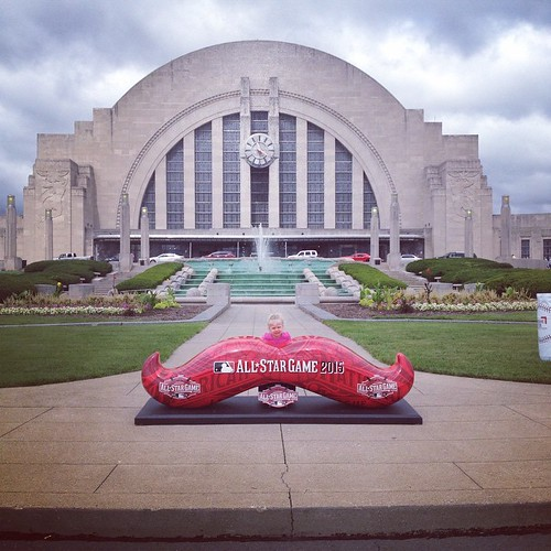 Another 'stache! #asg mustacheshunting #Cincinnati @cincymuseum