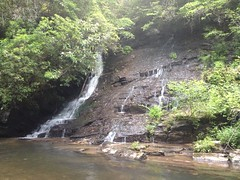 Indian Camp Creek Falls