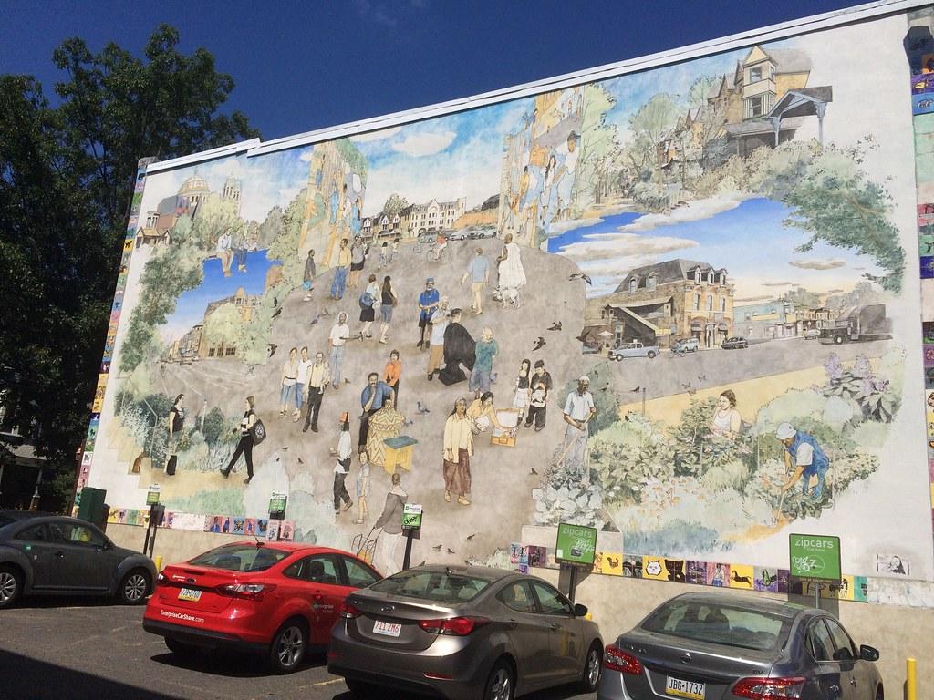 Mural, Philadelphia, Pennsylvania