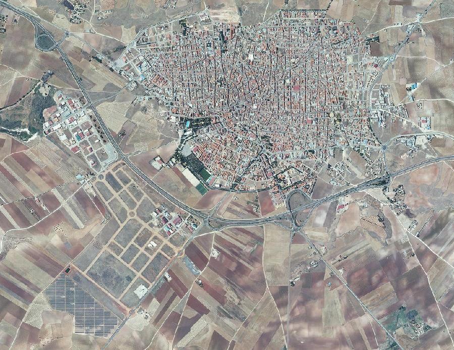 la solana, ciudad real, el secarral, después, urbanismo, planeamiento, urbano, desastre, urbanístico, construcción, rotondas, carretera