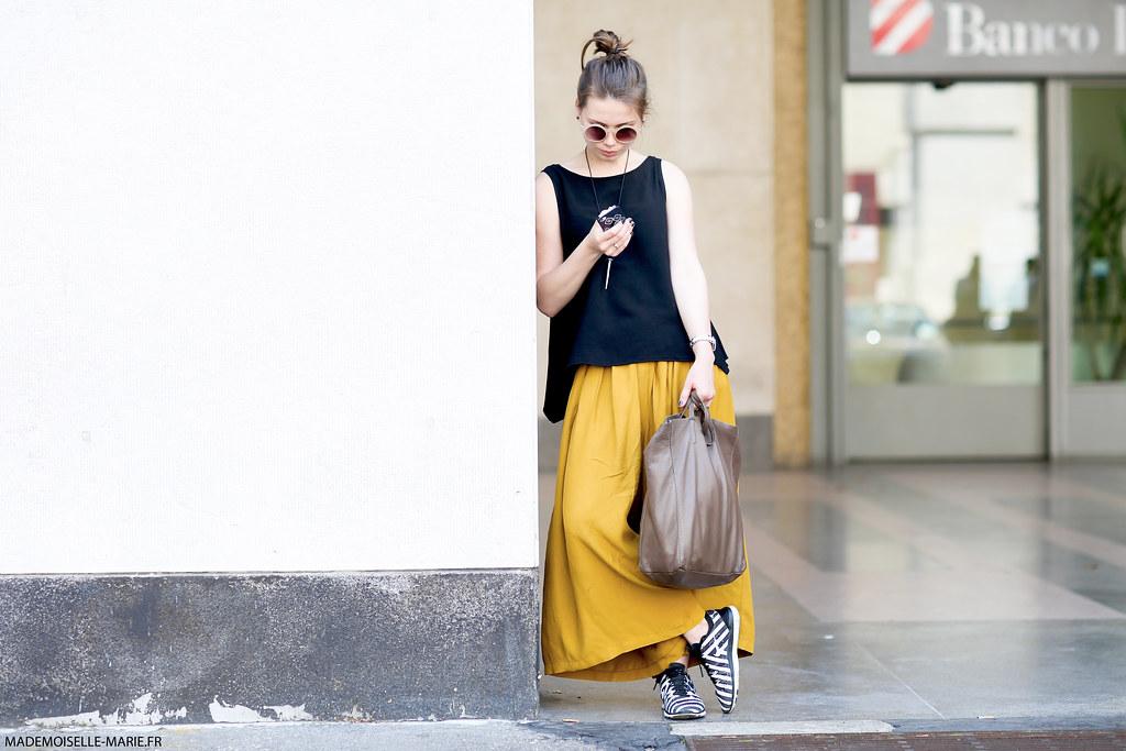 Street style at Milan Fashion Week Menswear copie